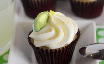 Lemonade Mini Cup cakes